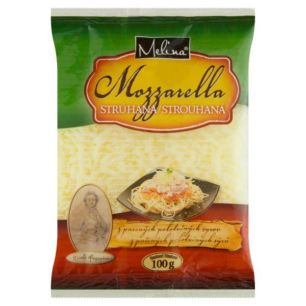 Mozzarella strúhaná MELINA 100g 1