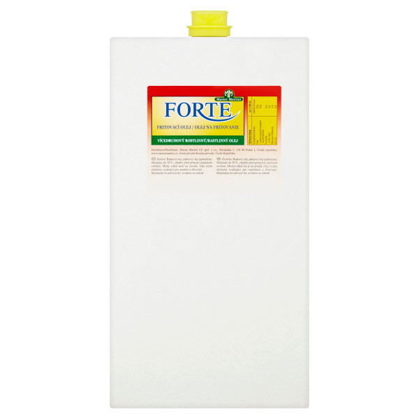 Olej fritovací bag FORTE 10l 1