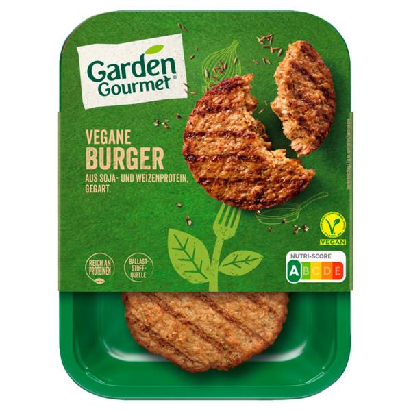 Vegan burger, Garden Gourmet 150g 1