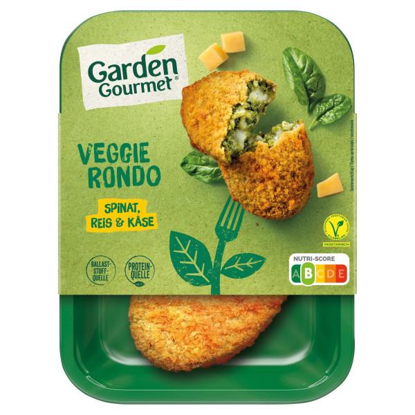 Veggie rondo špen.a syr, Garden Gour 180g VÝPREDAJ 1