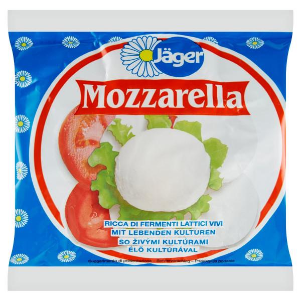 Mozzarella JAGER 100g 1