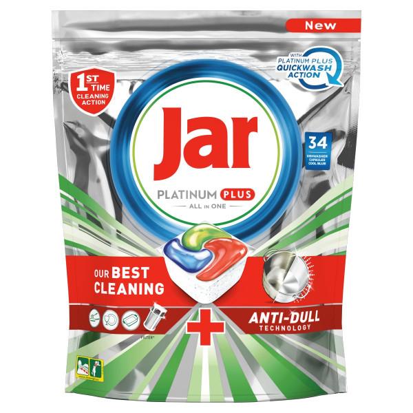 Jar Platinum Plus All In One Regular, 34 Tabliet 1
