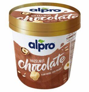 Alpro zmrzlina lieskový oriešok - čokoláda 500ml 2