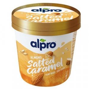 Alpro zmrzlina slaný karamel 500ml 3