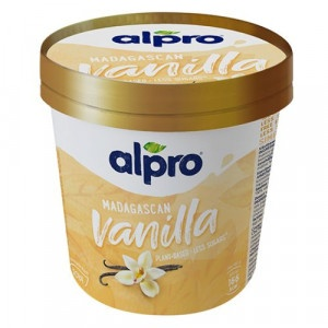 Alpro zmrzlina vanilka 500ml 3
