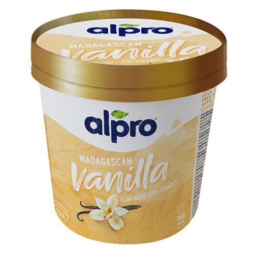 Alpro zmrzlina vanilka 500ml 1