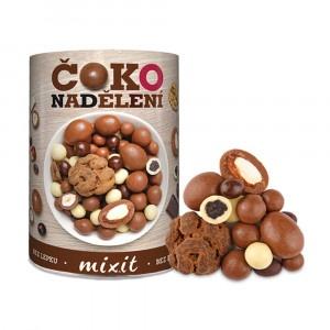 Čokoládové nadelenie 450g, Mixit 10