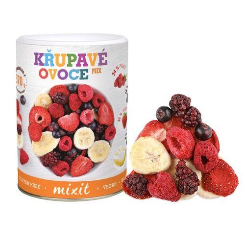 Chrumkavé ovocie Mix 70g, Mixit 1