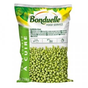 Mrazený hrášok jemný Bonduelle 2,5kg 2
