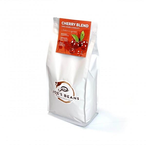 Káva zrnková CHERRY 1 kg -  JOE's Beans 1