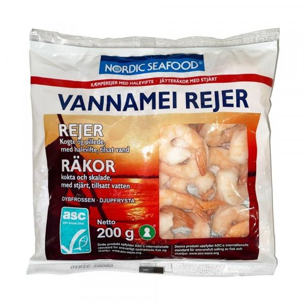 Krevety Vannamei var. vylúp. s chvost. mraz. 200g 1