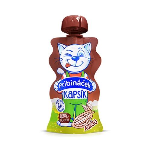 Pribináček Kapsík kakao 70 g VÝPREDAJ 1