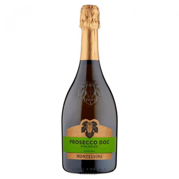 Prosecco Biologico Ex. Dry DOC,Montelvini 0,75l IT 1