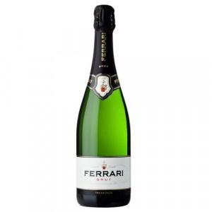 Víno šumivé b. suché Brut DOC, Ferrari 0,75l IT 4