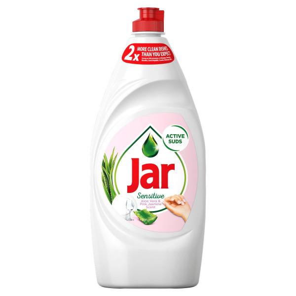 Jar Sensitive Aloe Vera & Pink Jasmin 900 ml 1