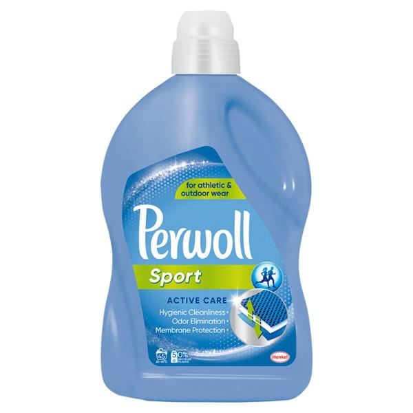 Gél na pranie Perwoll 2,7L Sport 45PD 1