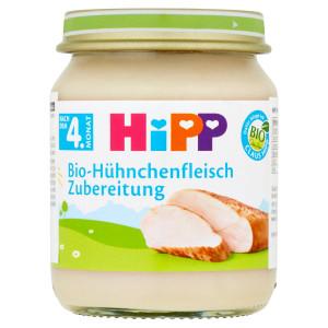 HiPP BIO Kuracie mäso, 125g 7