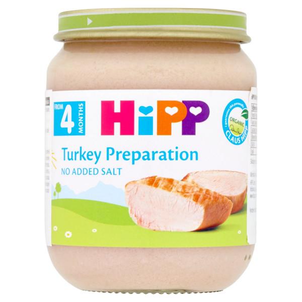 HiPP BIO Morčacie mäso, 125g 1