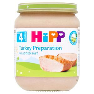 HiPP BIO Morčacie mäso, 125g 5