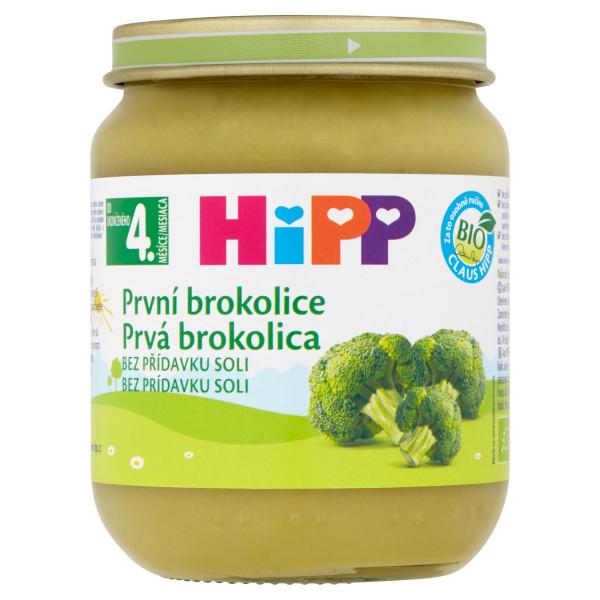 HiPP BIO Prvá brokolica, 125g 1