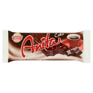 Anita oblátka s čokoladovou náplňou Sedita 50g 1
