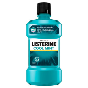 Listerine Cool Mint ústna voda 250 ml 23