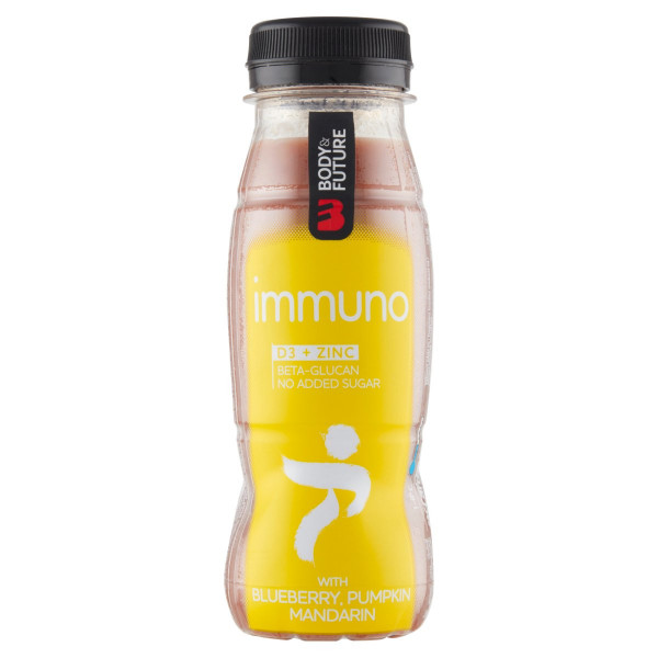 Body&Future Immuno smoothie 200 ml 1