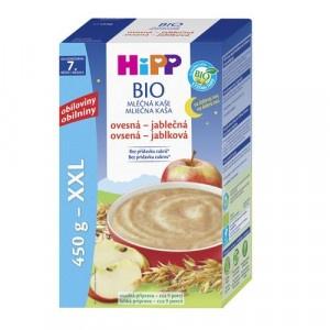 HiPP BIO Ml.kaša na dobrú noc Ovos jablko, 450g 20