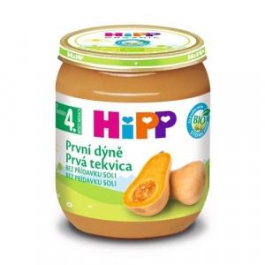 HiPP BIO Prvá tekvica, 125g 11