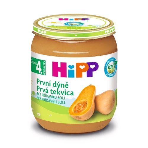 HiPP BIO Prvá tekvica, 125g 1
