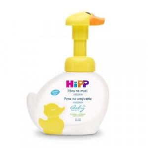 HiPP Babysanft Pena na umývanie Kačička, 250 ml 9