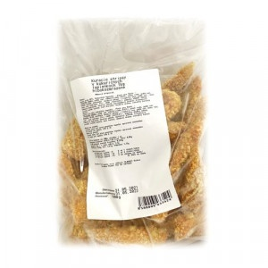 Kuracie stripsy v kuk.lupien.mr.,Food Logistic 4kg 10