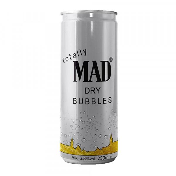 Mad Bubbles suché Szmolniczky 4x250ml 2