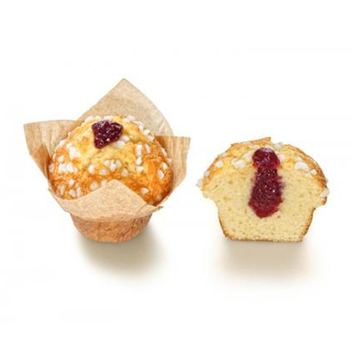 Muffin malinový 112g 1