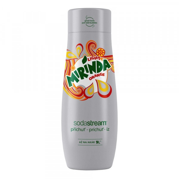 SodaStream Sirup Mirinda light 440 ml 1