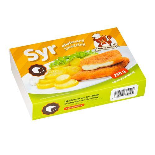 Syr živoč.obaľov. mr., Food Logistic 250g 1
