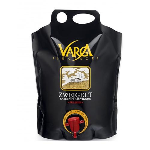 Víno č. Varga Zweigelt Szmolniczky 3l bag 1