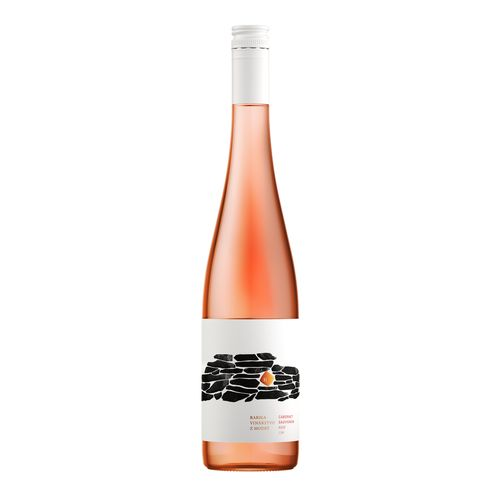Víno r. Cabernet Sauv. polosuché, Rariga 0,75l SK 1