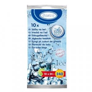 Vrecká na ľad 10ks 240kociek Gastro Wimex 20