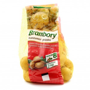 Zemiaky konz.nesk.žlté 2,0kg Bramko kal.40+,I.Tr 6
