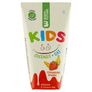 Body&Future Kids Coconut-oat jahoda,banán 200 ml 77