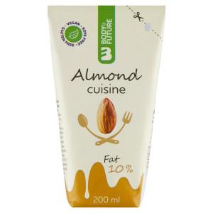 Body&Future Almond Cuisine mandľová smotana 200ml 6