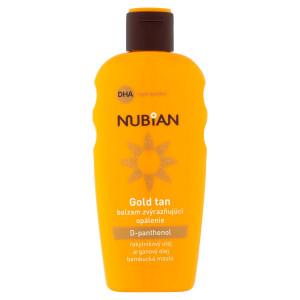 Nubian Gold Tan Balzam zvýrazňujúci opálenie 200ml 4