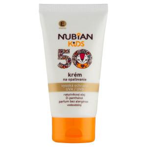 Nubian Kids Krém na opaľovanie SPF50 50g 5