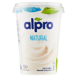 Jogurt sójový biely ALPRO 500g 36