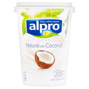 Jogurt sójový kokosový ALPRO 500g 2