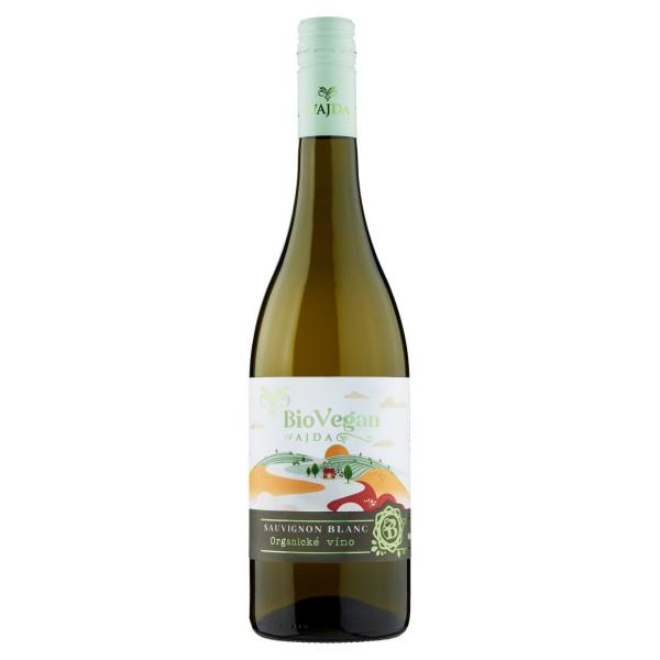Víno b. Sauvignon Blanc suché, Wajda 0,75l IT 1
