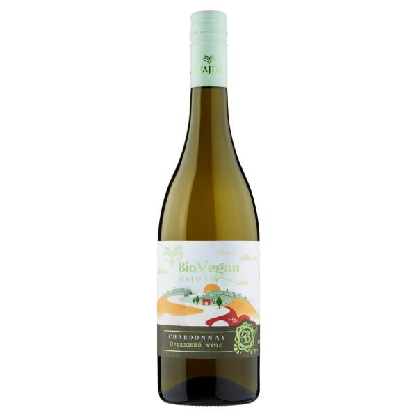 Víno b. Chardonnay suché, Wajda 0,75l IT 1