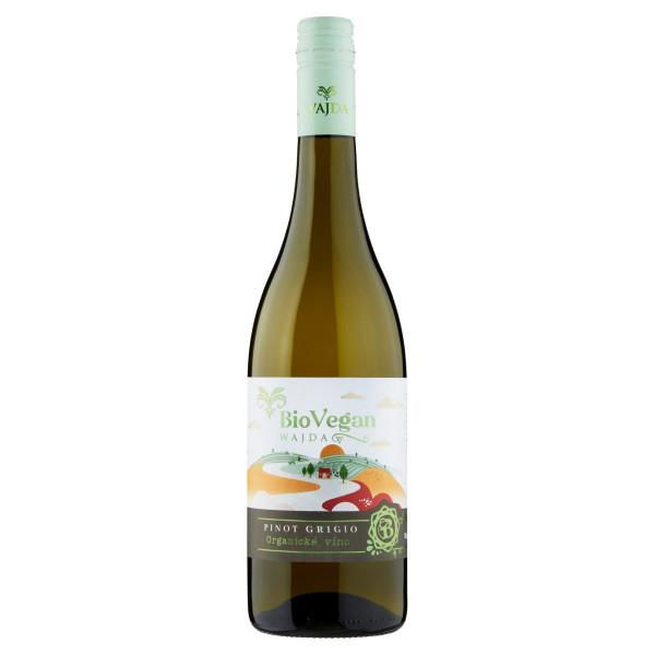 Víno b. Pinot Grigio suché, Wajda 0,75l IT 1