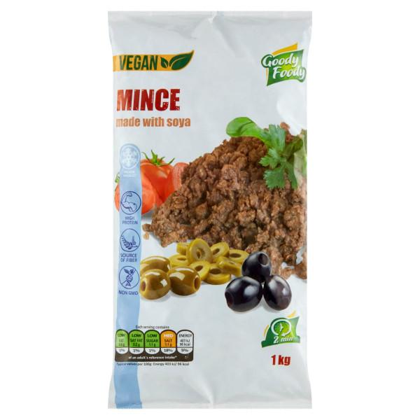 Mr. Vegánske Mince 1kg, Goody Foody 1